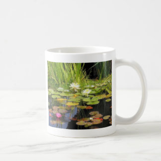 Wasser Lilly Blumen Kaffeetasse