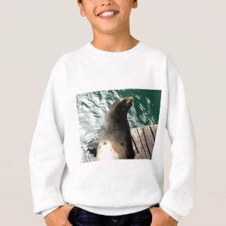 Wasser-Löwe Sweatshirt