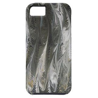 Wasser Marlbing - goldene Flügel iPhone 5 Etui