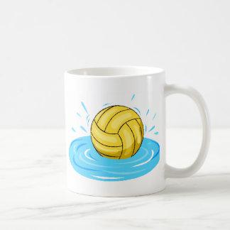 Wasser-Polo-Ball-Tasse Tasse