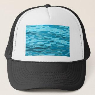Wasser-Reflexionen Truckerkappe