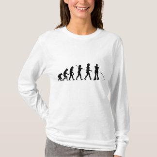 Wasser-Ski-Wasserskifahren-Wasser-Sport T-Shirt