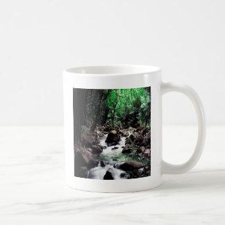 Wasser-Strom Hawaii Kaffeetasse