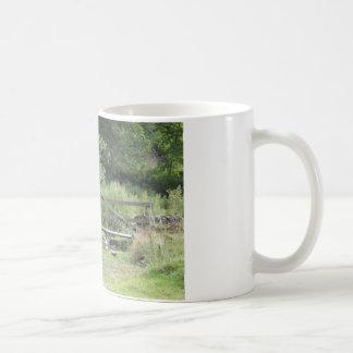 Wasser-Strom Kaffeetasse