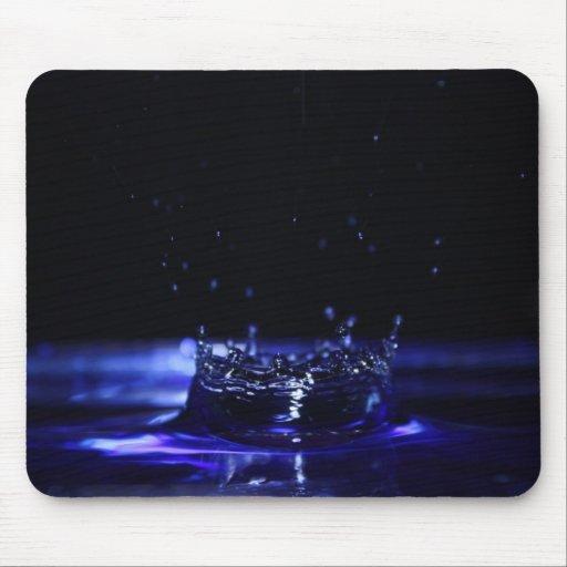 Wasser-Tropfen Mousepad