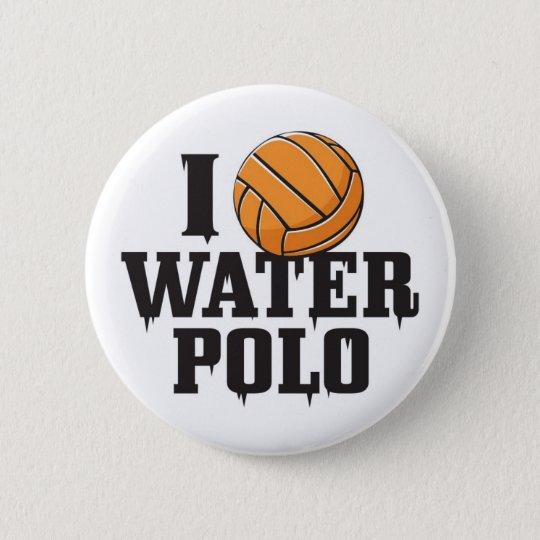 Wasserball Button