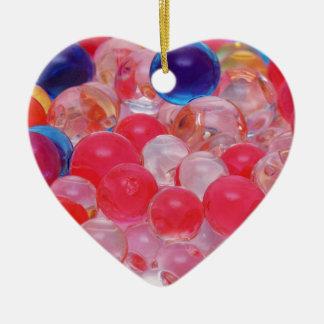 Wasserballbeschaffenheit Keramik Ornament