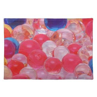 Wasserballbeschaffenheit Tischset