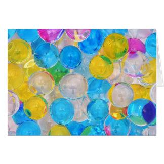 Wasserbälle Karte