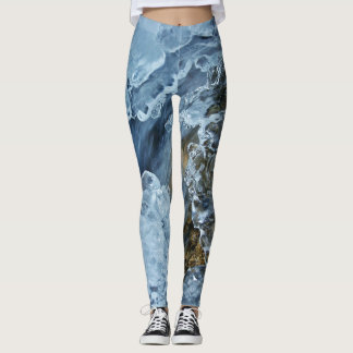 Wasserblasen Leggings