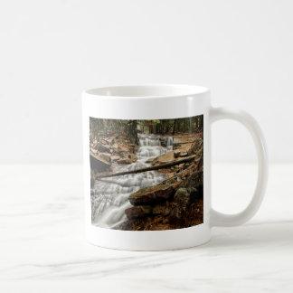Wasserfall 4 kaffeetasse