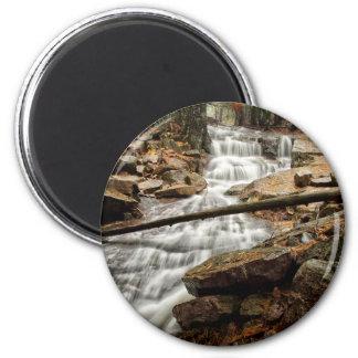 Wasserfall 4 runder magnet 5,7 cm