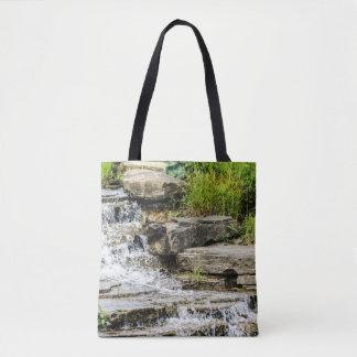 Wasserfall-Entwurfs-Taschen-Tasche Tasche