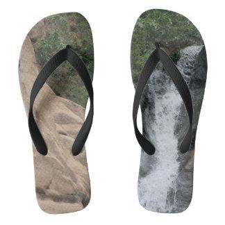 Wasserfall Flip Flops
