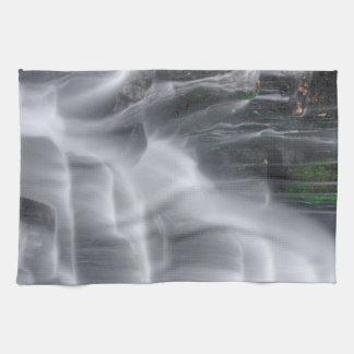 Wasserfall Geschirrtuch