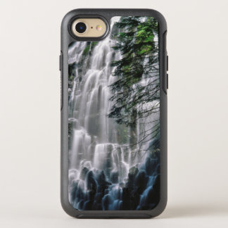 Wasserfall im Wald, Oregon OtterBox Symmetry iPhone 8/7 Hülle