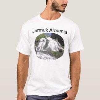 Wasserfall Jermuk Armenien T-Shirt