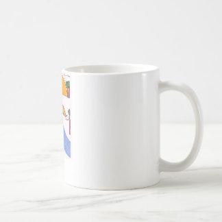 Wasserfall Kaffeetasse