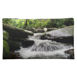 Wasserfall kaskadiert Great Smoky Mountains Cosmetic Bag