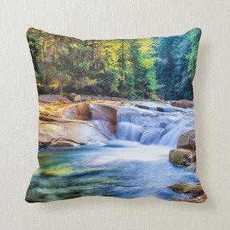 Wasserfall-Kissen Kissen