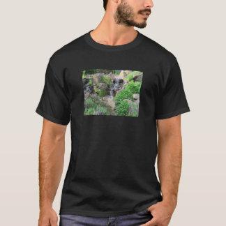 Wasserfall-Natur-Liebhaber-Szenen-Foto T-Shirt