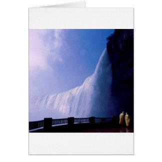 Wasserfall Niagara Falls Karte