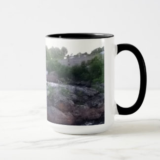 Wasserfall-Tasse Tasse