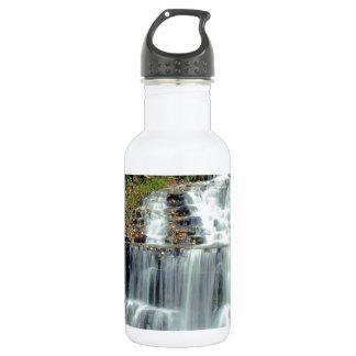 Wasserfall Wagner Alger County Michigan Trinkflasche