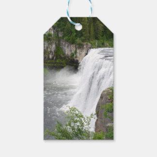 Wasserfälle Geschenkanhänger