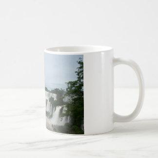 Wasserfälle Kaffeetasse