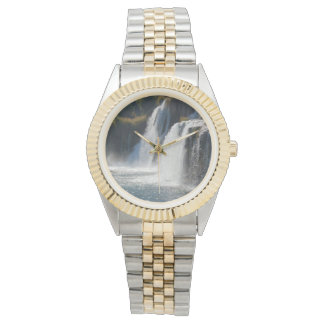 Wasserfälle KRK Armbanduhr