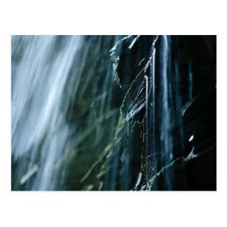 Wasserfallen Postkarte