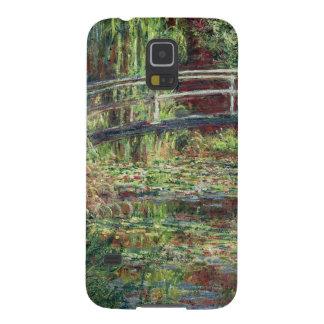 Wasserlilie-Teich Claudes Monet |: Rosa Harmony, Hülle Fürs Galaxy S5