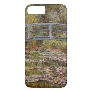Wasserlilie-Teich durch Claude Monet iPhone 8 Plus/7 Plus Hülle