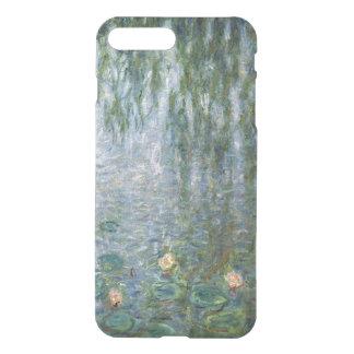 Wasserlilie-weinende Weiden Claudes Monet | iPhone 8 Plus/7 Plus Hülle