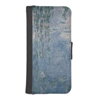 Wasserlilien 2 iPhone 5 portmonnaie