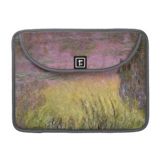 Wasserlilien Claudes Monet | am Sonnenuntergang Sleeve Für MacBooks