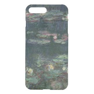 Wasserlilien Claudes Monet |: Grüne Reflexionen iPhone 8 Plus/7 Plus Hülle