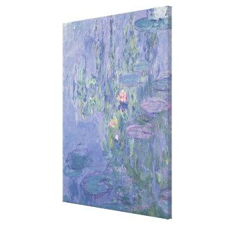 Wasserlilien Claudes Monet | Leinwanddruck