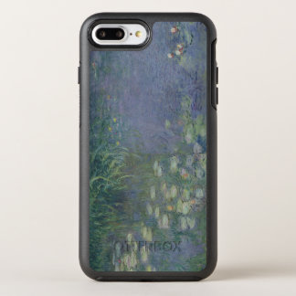 Wasserlilien Claudes Monet |: Morgen, 1914-18 OtterBox Symmetry iPhone 7 Plus Hülle