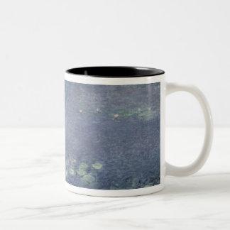 Wasserlilien Claudes Monet |: Morgen, 1914-18 Zweifarbige Tasse