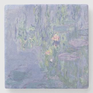 Wasserlilien Claudes Monet | Steinuntersetzer