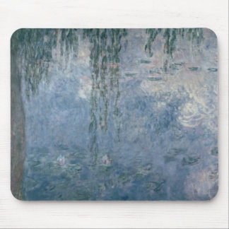 Wasserlilien Claudes Monet |: Weinende Weiden, Mauspad