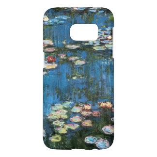 Wasserlilien durch Claude Monet, Vintager