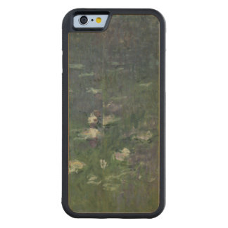Wasserlilien: Morgen, 1914-18 Bumper iPhone 6 Hülle Ahorn