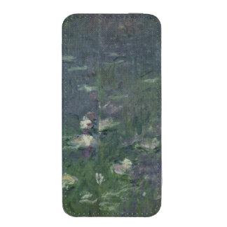 Wasserlilien: Morgen, 1914-18 iPhone Tasche