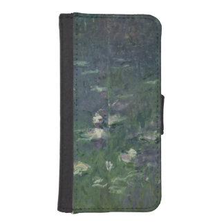Wasserlilien: Morgen, 1914-18 iPhone 5 Portmonnaie