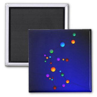 Wassermanmagnet Quadratischer Magnet