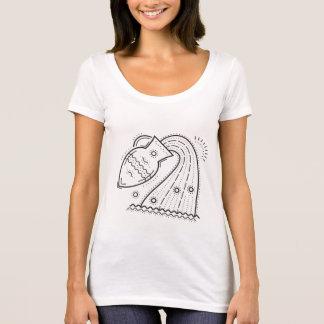 """Wassermann der Wasser-Träger-"" T-Shirt"