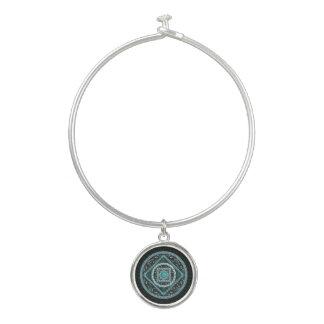 Wassermann-Mandala-Armband-Armband Armreif